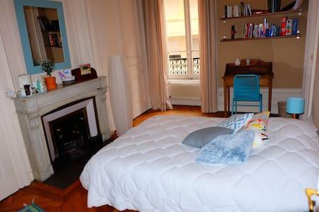 chambre confortable plein centre - Apartament