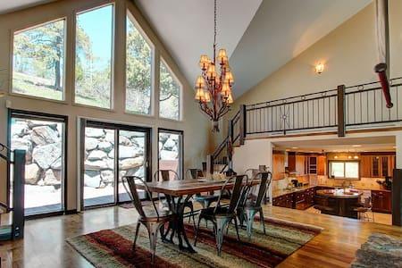 Colorado Mountain Home near Denver - Evergreen - Maison