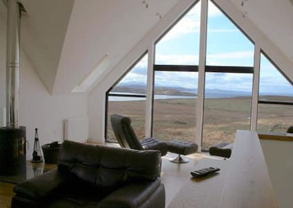 Achiltibuie Stac Luxury House - Casa