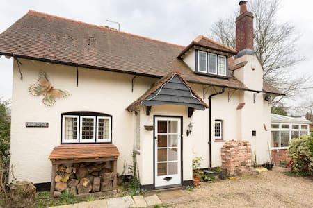 Cosy Cottage Oxford (2) - En Suite - Casa