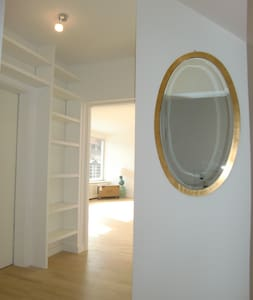Penthouse am Englichen Garten, City - München - Apartment