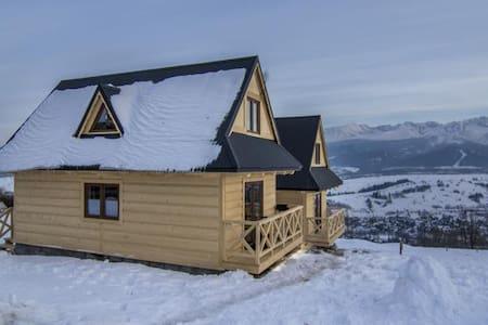 Najwyżej położone domki w Polsce - Zakopane
