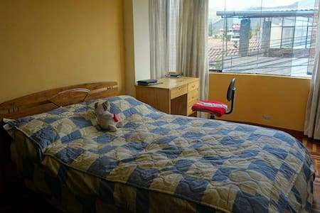 Big Room in the suburb of Cusco