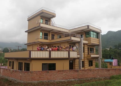 Spend fruitful time in Nepal.  - House