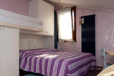 B&B Fabrizia room  lilac Cadoneghe - Bed & Breakfast
