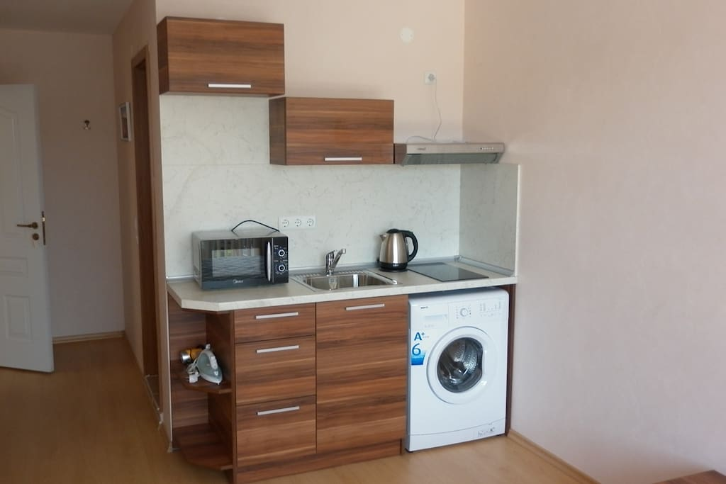 Studio Apartment in 5 star hotel