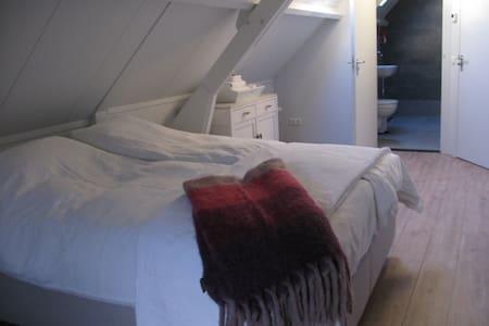 Mooie landelijke sfeervolle kamer  - Szoba reggelivel