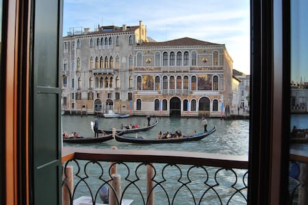 Beautiful Grand Canal Apartment