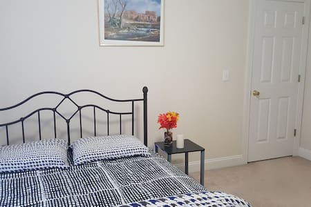 Cozy 1BR near IMAX and VA Tech - House