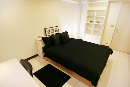 400m to MRT, Double room, terrace 3