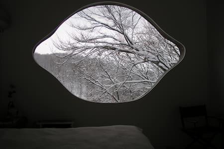 Unique & tranquil artist house  - Casa