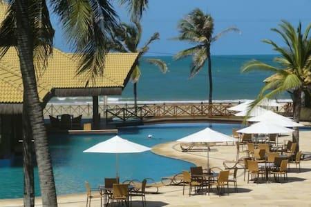 Cond Luxo 5*  Frente Mar, Flecheiras, Guajiru - Haus