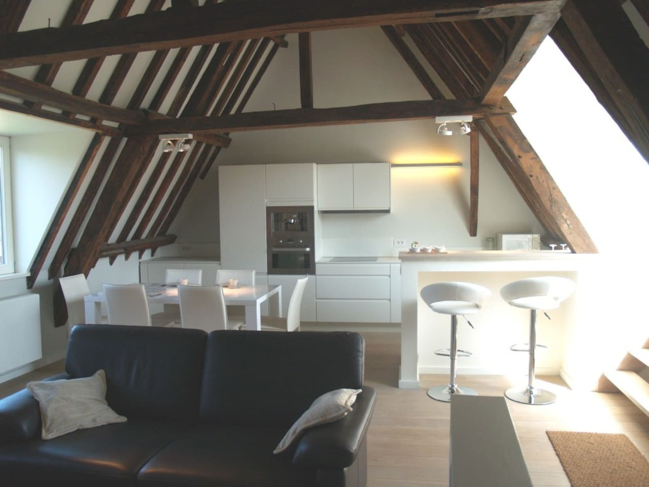 The top 20 lofts for rent in bruges   airbnb: de lofts, private ...