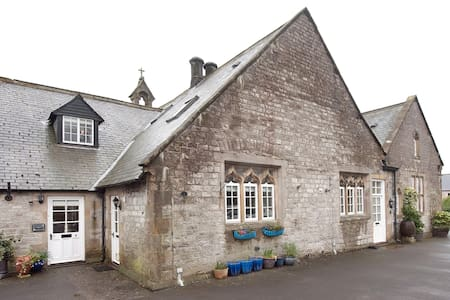 school house - Tideswell - Dom