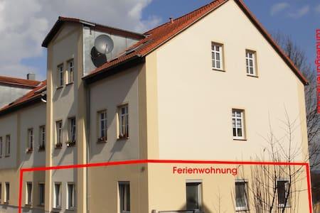 3-Zi.-FeWo direkt an der Landesgartenschau 2015 - Oelsnitz/Erzgebirge