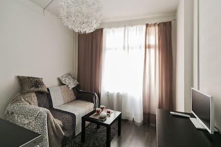 Белая студия для Двоих в Опалихе - Красногорск - Leilighet