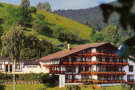 Spa-Hotel in the Alps - Alpirsbach