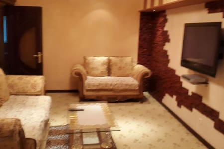 Very nice 3 rooms appartment on the 1 floor