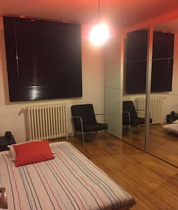 Chambre privée avec lit futon - 85000 - Casa