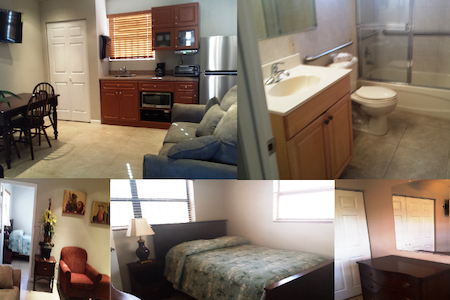 1 Bdrm/2 beds Apt in Hialeah - Hialeah - Appartement
