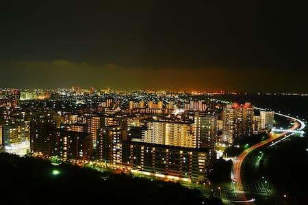 Ocean View, Near TOKYO, MESSE  - Apartment