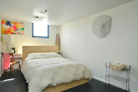 Spacious room in Huge artist Loft - Brooklyn