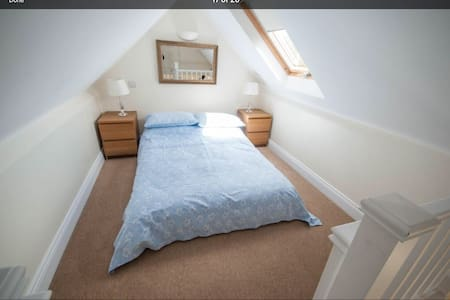 NR STANSTED AIRPORT - CALDECOTE COTTAGE, HENHAM - Casa
