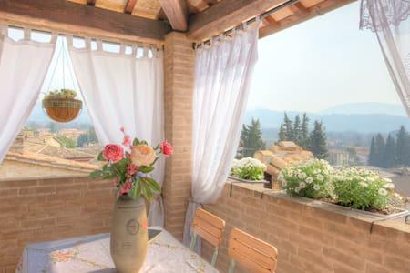 SPELLO HOUSE Altana suite - Spello - Apartment
