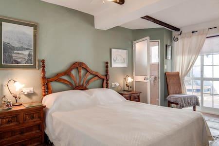 Double en suite with tea making facility - Huis