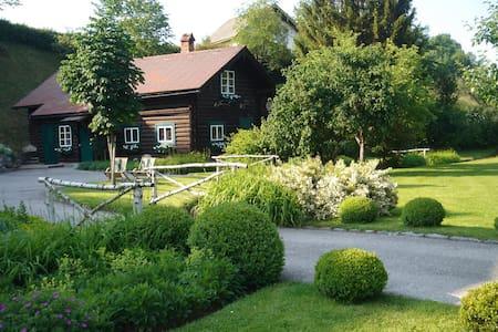 Wiemühl Cottage - Hasenstall - Henndorf am Wallersee
