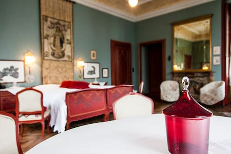 Suite Camera Rossa - Bed & Breakfast