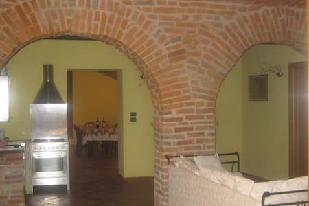 Casa vacanze e terrazzo panoramico - Mongardino, Monferrato, Asti