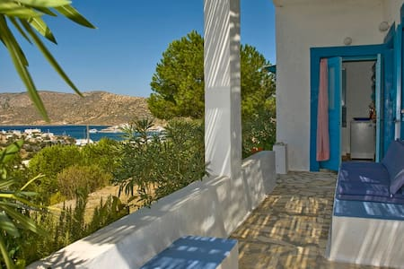 house in Lipsi Dodekannesus, Greece - Lipsi - Ev