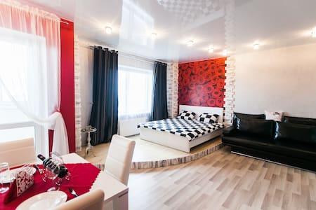 Стильная к-студия в элитном доме - Apartamento