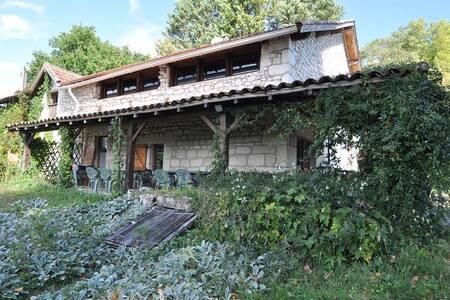 Maison, 320 m2, avec piscine privée, 6 chambres - FLAUGNAC - Haus