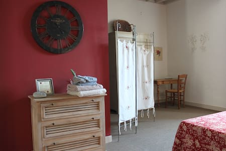 Les chambres du Font d'Uzas - Meilhan-sur-Garonne