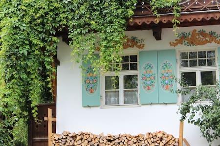 Gemütliches Zimmer im bayerischen Landhaus - Wolfratshausen - Casa