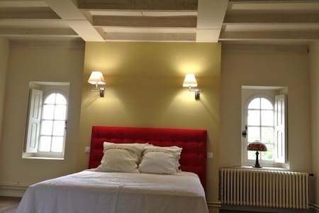 Chateau Ladausse - Tower Suite - Hrad