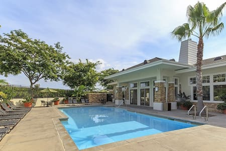Quiet Retreat Close to Everything.. - Carlsbad - Appartement