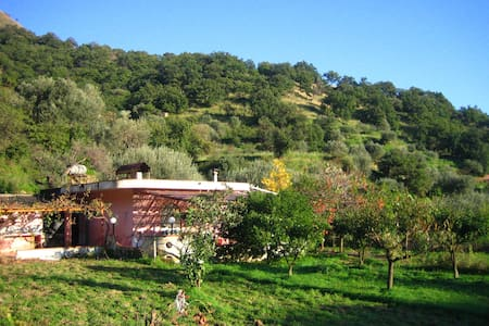 Nature's  paradise for two - Motta Camastra