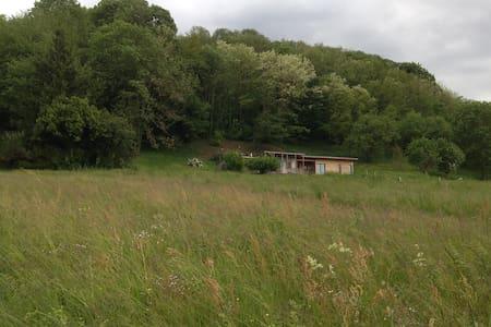 Maison au pied du coteau Les Serres & Bois Malaval - Saint Thomas en Royans - Casa