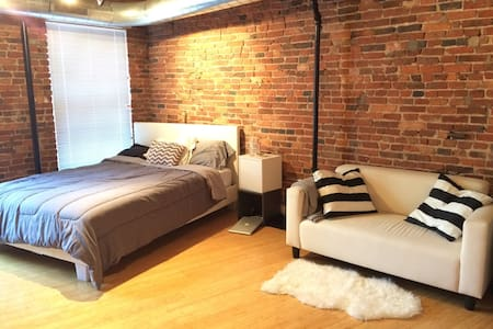 Loft in the Harbor ! - Baltimore - Wohnung