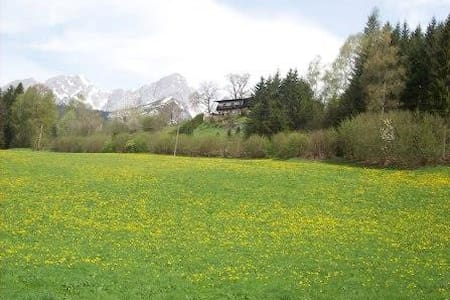 Nature and sport in Salzburg region - Flat