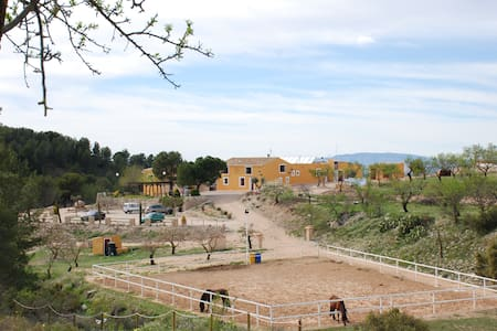 Finca Rural Las Lomas de Biar - Biar