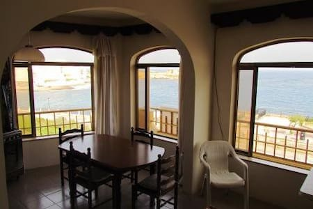 Panoramic Seafront Apartment D6