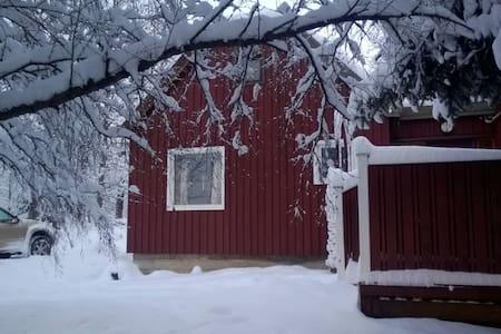Sophia´s house, single bed - Reykholt