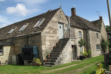 The Tallet at The Old Farmhouse -  Preston Cirencester