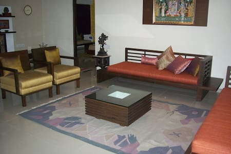 Unique lavish designer apartment - Ahmedabad - Apartment