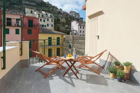 5 Terre B&B dai Baracca -  Costa - Riomaggiore - Bed & Breakfast