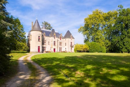 Château Ribagnac - Country Retreat - Hrad